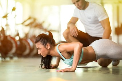 Las Vegas Personal Trainer at our Summerlin gym.